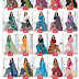 BAALAR COLOURFUL PURE COTTON READYMADE PATIYALA SET -RS 455 , WITH INNER-RS 500 , DESIGNS- 36 .HALF SET-18 PC