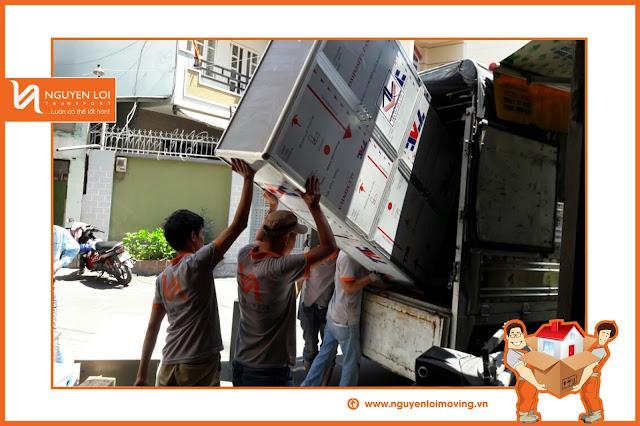 Hình ảnh dịch vụ chuyển nhà trọn gói Nguyên Lợi
