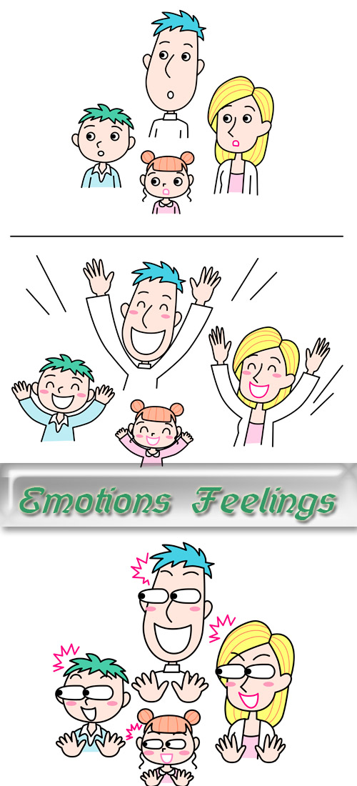Stock: Emotions & Feelings
