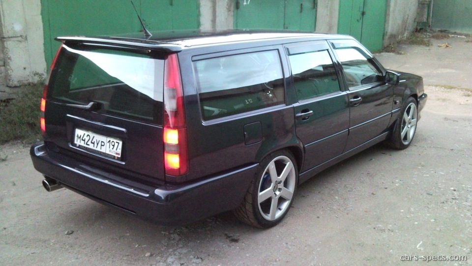 1994 volvo 850 wagon specifications pictures prices rh cars specs com volvo 850 94 manual 1994 volvo 850 owners manual