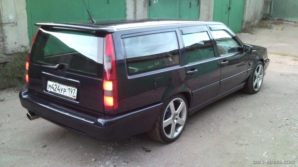 1994 volvo 850 wagon specifications pictures prices rh cars specs com 1996 Volvo 850 GLT 1997 Volvo 850 GLT