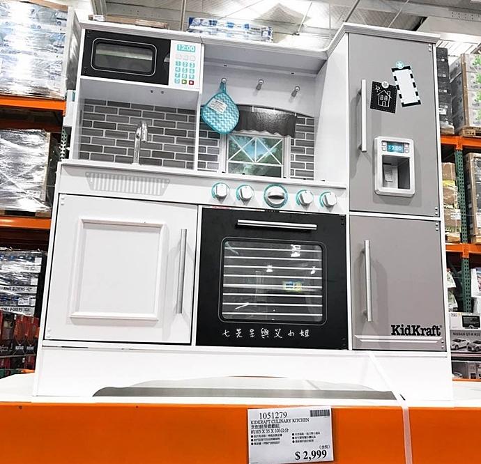 11 Costco 好市多必買物 購物清單 KidKraft 烹飪廚房遊戲組
