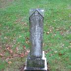 George Wythe Gleaves Son of James Turk & Malvina Crockett Gleaves Fleming Methodist Church Cemetery Wythe County, Virginia