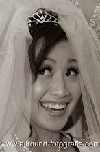 Bruidsreportage (Trouwfotograaf) - Foto van bruid - 076
