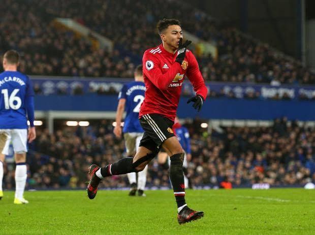 Everton Vs Manchester United premier league match highlight