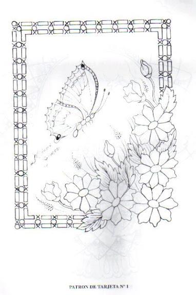 1000+ images about pergamano (parchmentcraft) on Pinterest