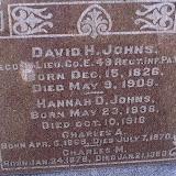 Jeff's Family Graves