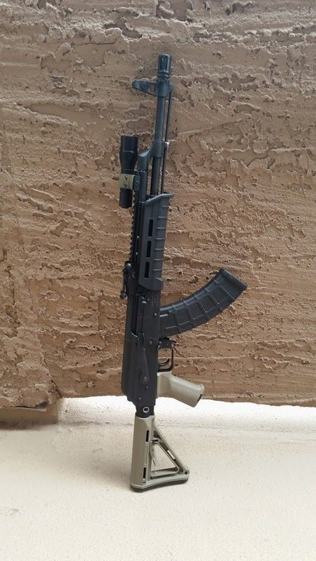 Magpul AK Furniture [Archive] - M4Carbine net Forums