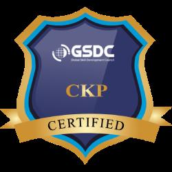 Certification Badge for Kanban Professional
