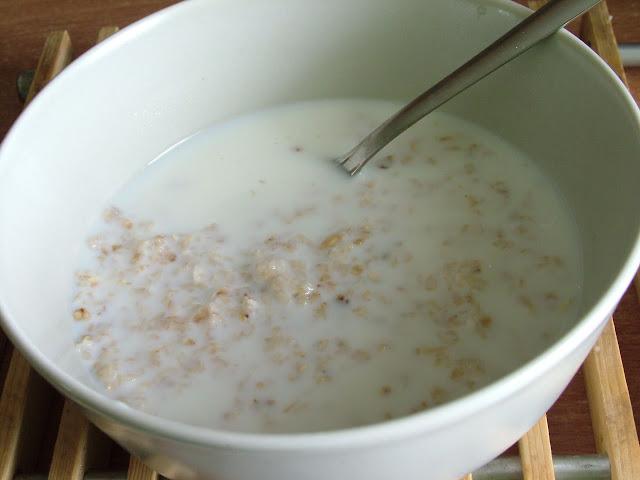 Owsianka na mleku
