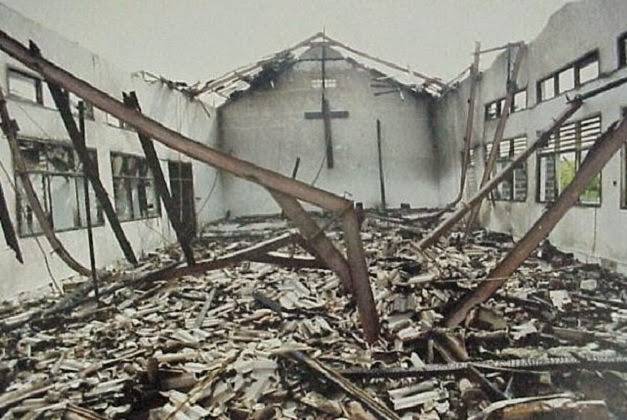 Nigeria 'is at war' as thousands of Christians are murdered by Muslims