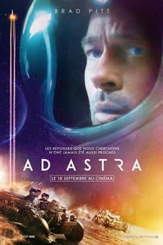 capa Ad Astra: Rumo às Estrelas