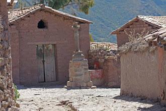 """Photo: Comunidad de Siwa """"Alturas"""" del valle del Urubamba"""