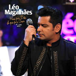 CD Léo Magalhães – Mais Pro Bar do Que Pra Casa (2019) - Torrent