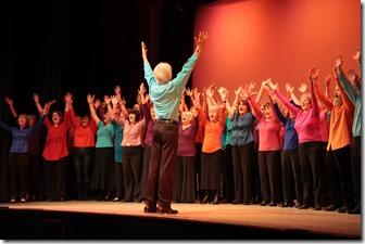 Children in Need Community Choir  - Chris Rowbury