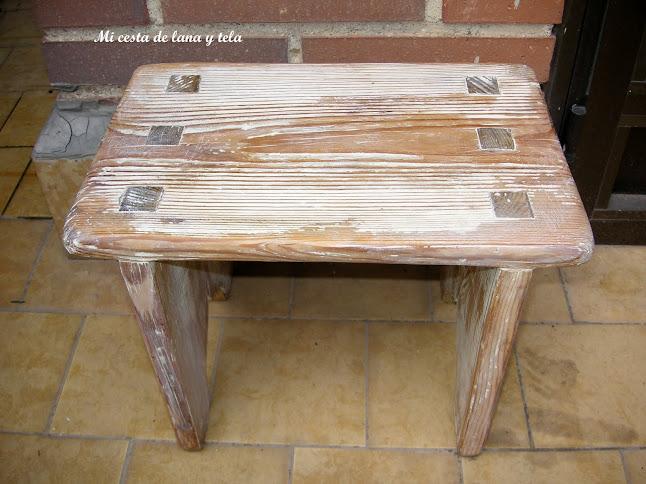 restaurar | Mi cesta de lana y tela