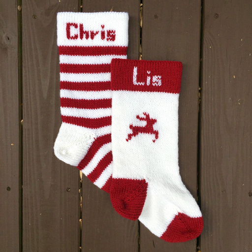 A New Christmas Stocking Pattern Saltycrafts