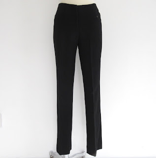 Chanel Black Trousers