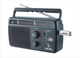 radio with usb