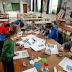 De Lagere School op creatief huishoudelijke toer
