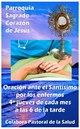 26-XI-20, Adoración por los enfermos
