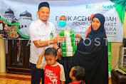 Bank Aceh Syariah Berbagi Berkah di bulan Ramadhan