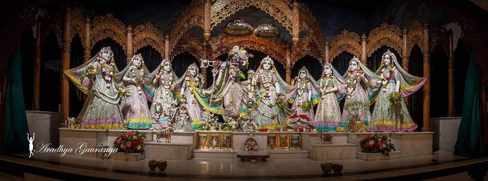 ISKCON Mayapur  Deity Darshan 22 July 2016 (37)