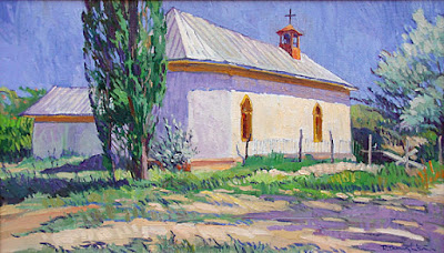"""Hondo Church"""