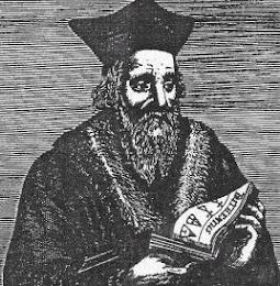 Edward Kelley Portrait
