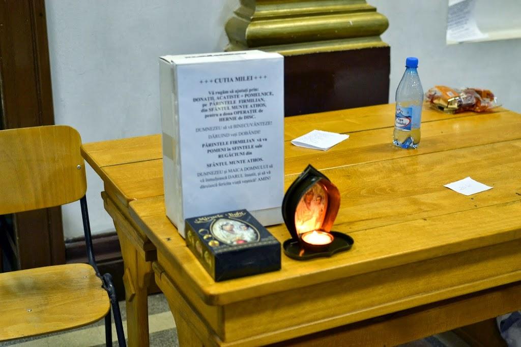 Conferinta Despre martiri cu Dan Puric, FTOUB 269