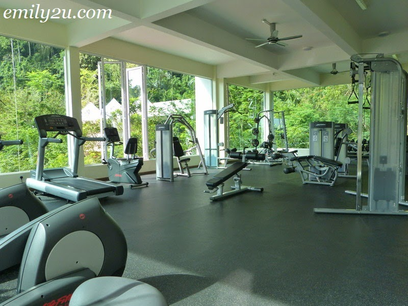 Sweat it out at the haven s clubhouse from emily to you