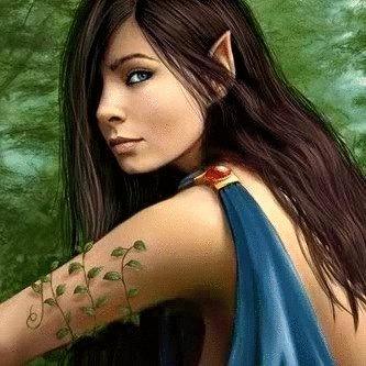 Elven Warrior, Elven Girls