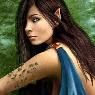 Elven Warrior, Elven Girls