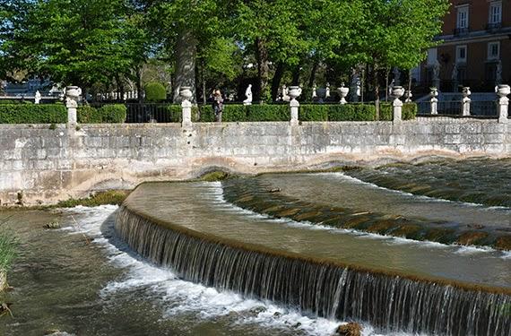El Jardín de la Isla, en Aranjuez