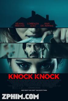 Gái Xinh Gõ Cửa - Knock Knock (2015) Poster