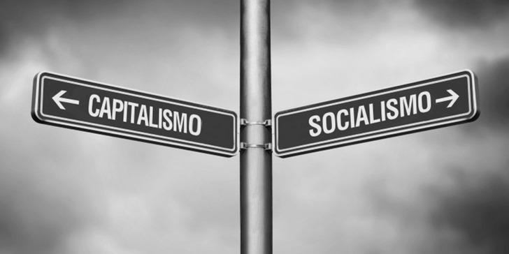 comparação entre capitalismo e socialismo