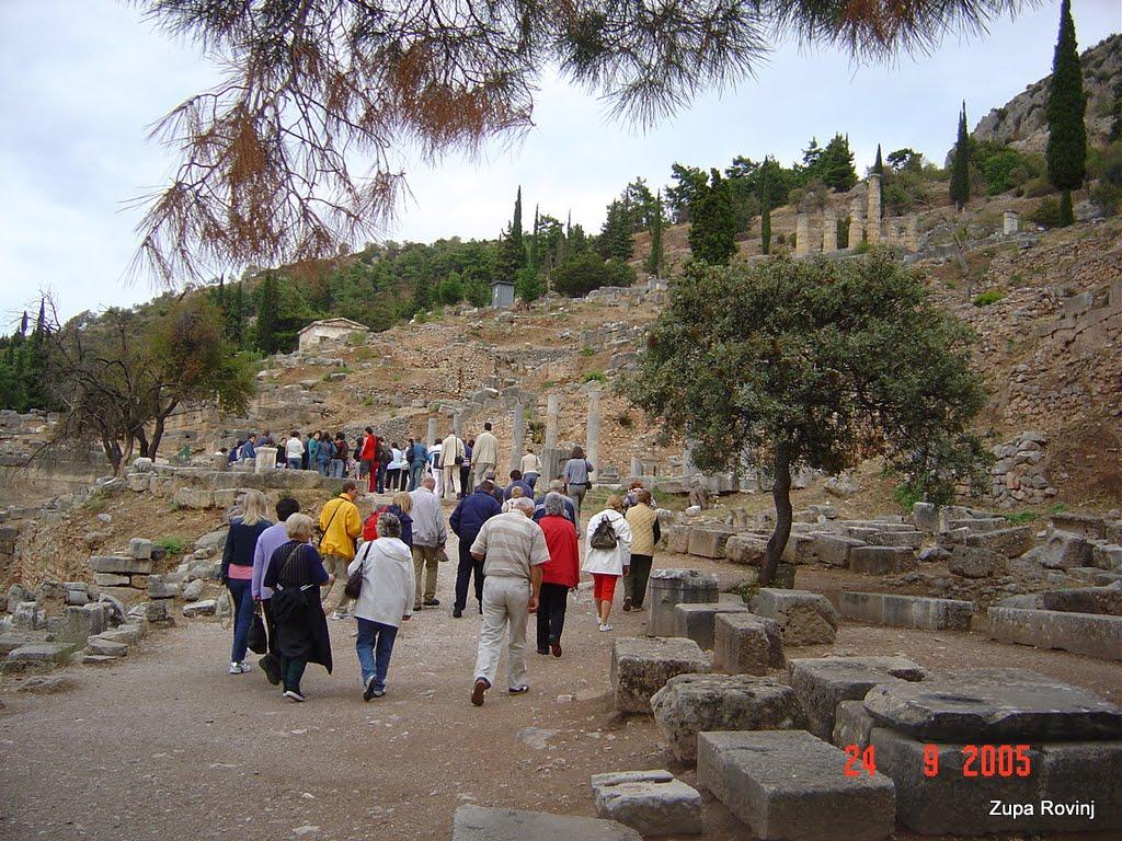 Stopama sv. Pavla po Grčkoj 2005 - DSC05352.JPG