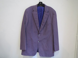 Paul Stuart Purple Blazer