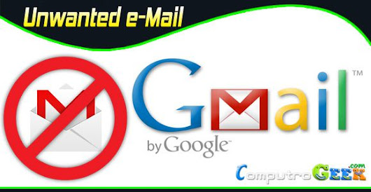 How to Stop Unwanted Emails in Gmail Account