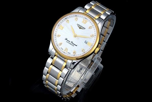 mua chung, Đồng hồ nam cao cấp Automatic Longines LO5