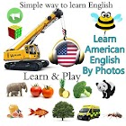 Learn English By photos - USA icon