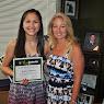 Youth Leadership Awardee Rebecca Bosley of Somers High School