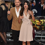 OIC - ENTSIMAGES.COM - Ross Worswick and Jasmin Walia at the  Sicario - UK film premiere in London 21st September 2015 Photo Mobis Photos/OIC 0203 174 1069