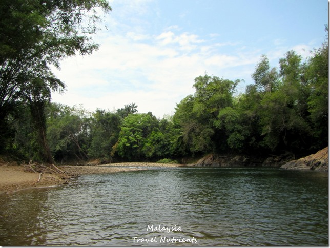 馬來西亞沙巴 九如河泛舟 溜索 (16)