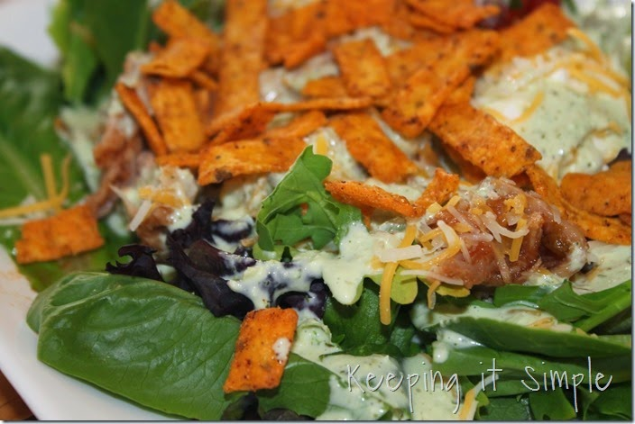 Copycat-Cafe-Rio-Sweet-Pork-Salad-with-Cilantro-Ranch-Dressing (5)