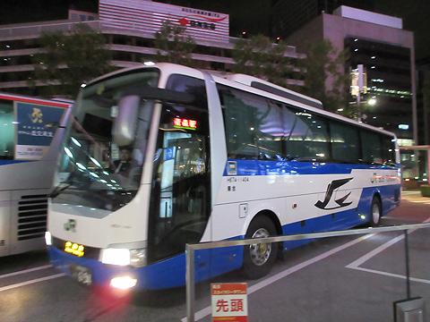 JRバス東北「ラ・フォーレ号」 H674-11404 東京駅八重洲南口入線