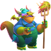 Dragón Jardinero | Gardener Dragon