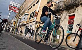 Todas las multas a los ciclistas serán de 80 euros en Ciudadela