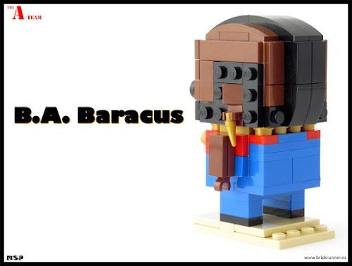 B.A. Baracus - The A Team