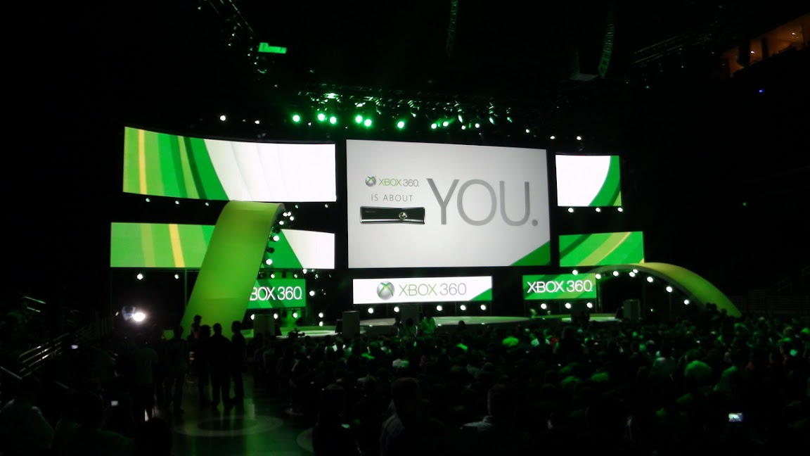 Microsoft at E3 2011